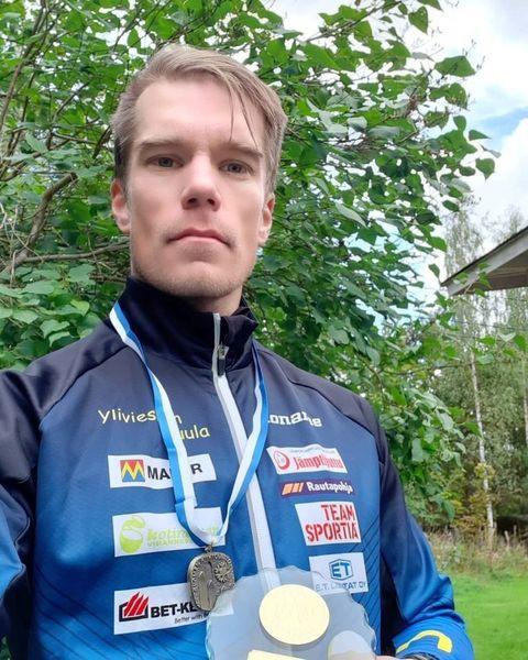 Jussi Mökkönen lykki SM-pronssille