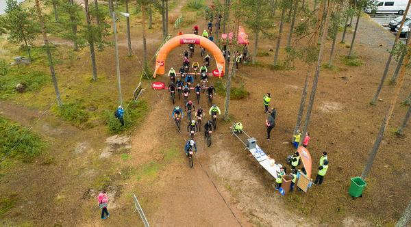 NUTS mtb Kalajoki maratonkisa
