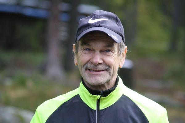 Markku Jylkkä onnistui SM-pitkällä matkalla