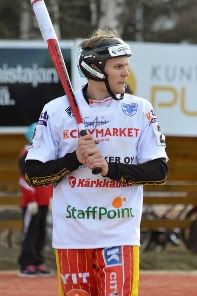 Kuula onnittelee tuoretta Suomen mestaria Tuomas Jussilaa!