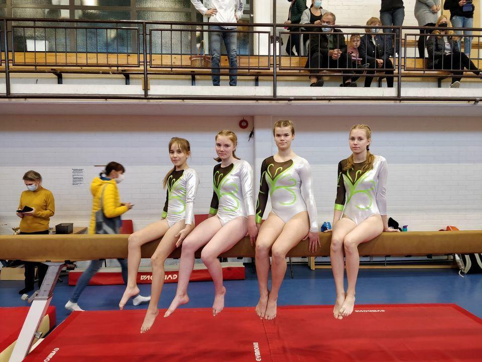 Tänään kilpailtiin Pietarsaaressa!