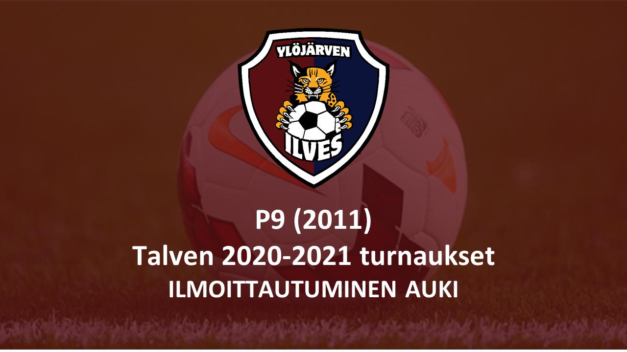 P10 (2011) ikäluokan talven 2020-2021 turnaukset!